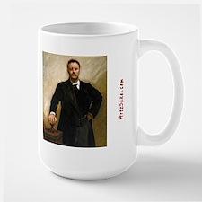 T Roosevelt by Sargent Mug