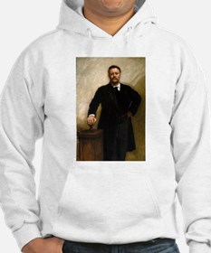 T Roosevelt by Sargent Hoodie