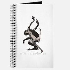 "Ballet "" Beetwen magic and tragic "" Journal"
