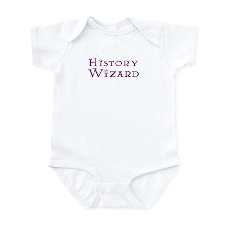 History Wizard Infant Bodysuit