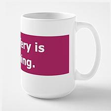 Midwifery is Catching Large Mug