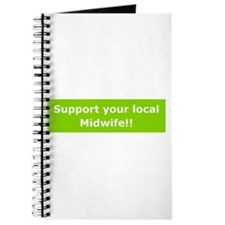 Support Local Midwife Journal