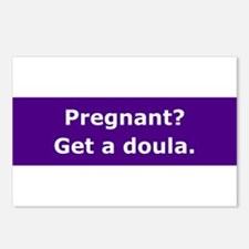 Get a Doula Postcards (Package of 8)