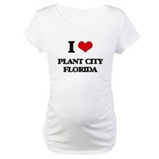 I love Plant City Florida Shirt