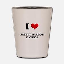 I love Safety Harbor Florida Shot Glass