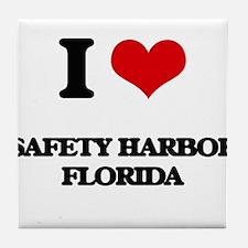 I love Safety Harbor Florida Tile Coaster