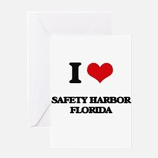 I love Safety Harbor Florida Greeting Cards