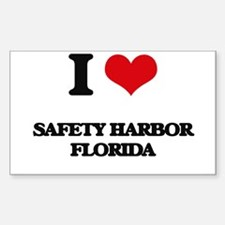 I love Safety Harbor Florida Decal