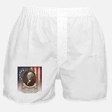 George Washington - Faith Boxer Shorts