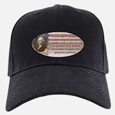 George Washington - Faith Baseball Hat