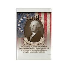 George Washington - Faith Magnets