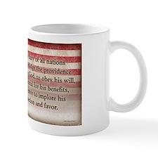 George Washington - Faith Mugs