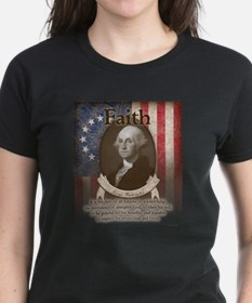 George Washington - Faith T-Shirt