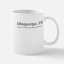 albuqueque, NM Mugs