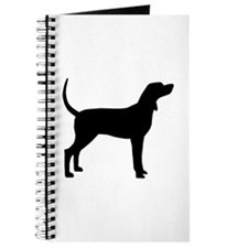 Coonhound Dog (#2) Journal