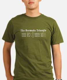 the bermuda triangle T-Shirt