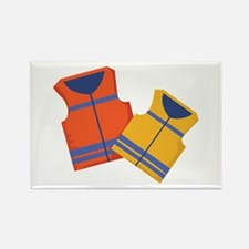 Life Jackets Magnets