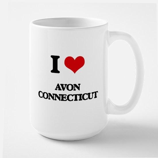 I love Avon Connecticut Mugs