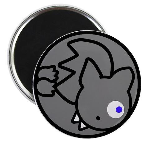 Fluffball Bat Magnet