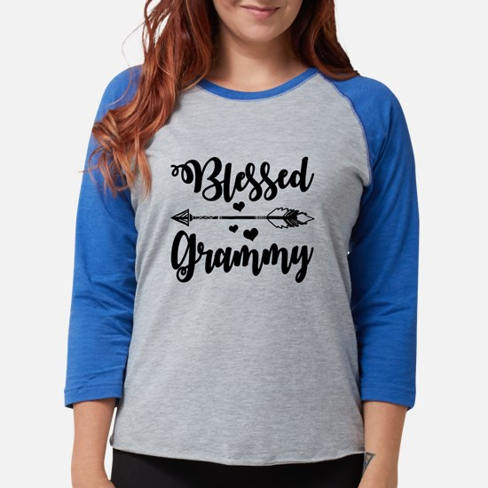 Blessed Grammy Long Sleeve T-Shirt