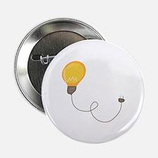 """Light Bulb 2.25"""" Button (100 pack)"""