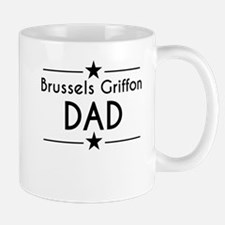 Brussels Griffon Dad Mugs