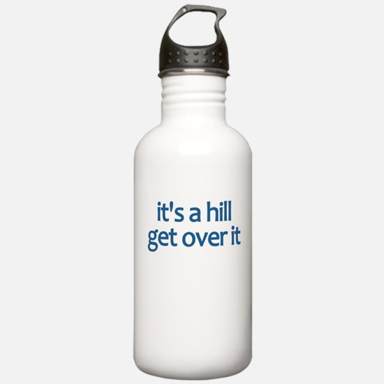 Hill Get Over It Water Bottle
