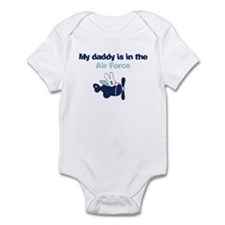 Airplane Bunny - My Dad is in the Infant Bodysuit