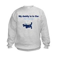 Airplane Bunny - My Dad is in the Sweatshirt
