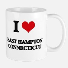 I love East Hampton Connecticut Mugs
