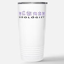 Cute Urologists Travel Mug