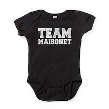 Cute The a team Baby Bodysuit