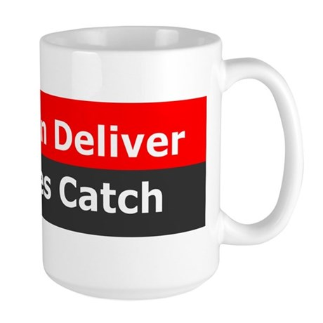 Midwives Catch Large Mug