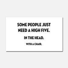Some People Just Need... Car Magnet 20 x 12