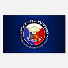The Philippines (rd) Decal