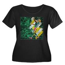 Randall Cobb Plus Size T-Shirt
