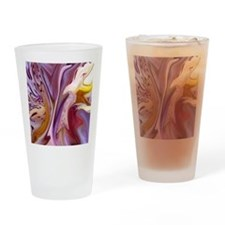 Violet Vanity Home Decor Drinking Glass