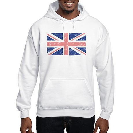 Vintage UK Hooded Sweatshirt