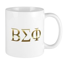 Personalized Beta Sigma Phi Mug