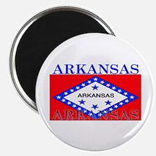 """Arkansas State Flag 2.25"""" Magnet (100 pack)"""