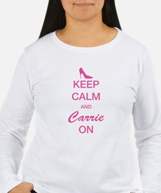 SATC: Carrie On T-Shirt