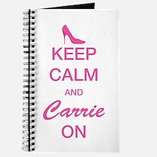 SATC: Carrie On Journal