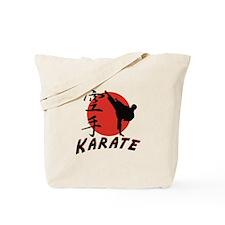 Karate Karate Tote Bag
