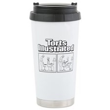 Cute Tort Travel Mug