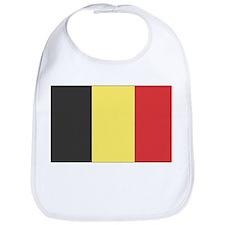 Belgian Flag Bib