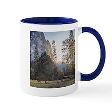Mountain Meadow Sunset Mug
