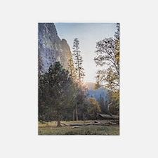Mountain Meadow Sunset 5'x7'Area Rug