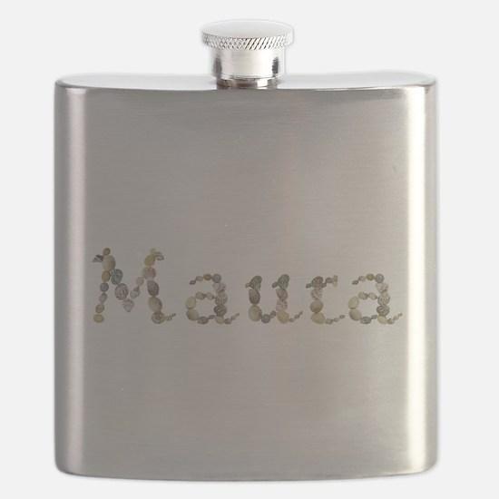 Maura Seashells Flask