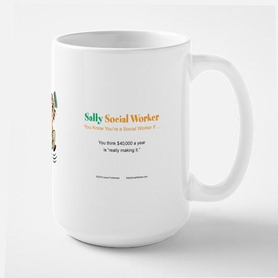 Sally Social Worker 40K Mugs
