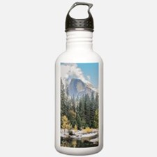 Autumn Mountain & Rive Water Bottle